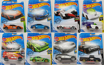 Hot Wheels Diecast Cars - Collectors 50 Rare Super Vehicles - NEW SEALED • 6.99£