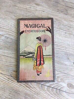 Vintage Magical Stereoscope • 4£