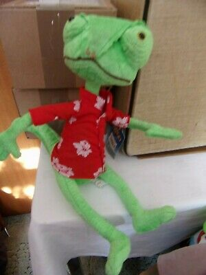 Rango Sot Toy With Red Shirt PMS Official CE Marked • 9.99£