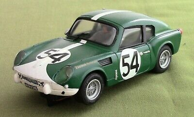 Like Scalextric: OCAR Triumph Spitfire GT4 #54 Le Mans 1965 - See Close-ups • 29.50£