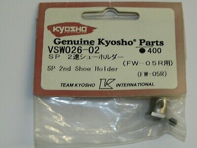 Kyosho VSW026-02 SP 2nd Shoe Holder (FW-05R) For FW-05R Series Models • 8.99£