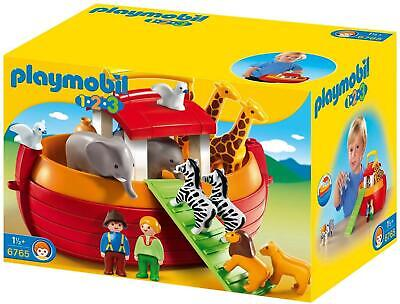 Playmobil 67565 1.2.3 My Take Along Noahs Ark  • 24.75£