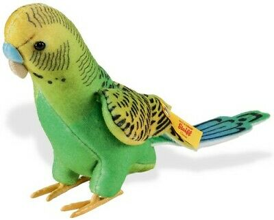 Steiff Hansi Parakeet 12 Cm 033490 New With Tags • 55£