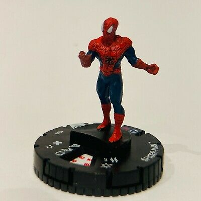 Marvel HeroClix Fantastic Four - Spider-Man #009 • 1.49£