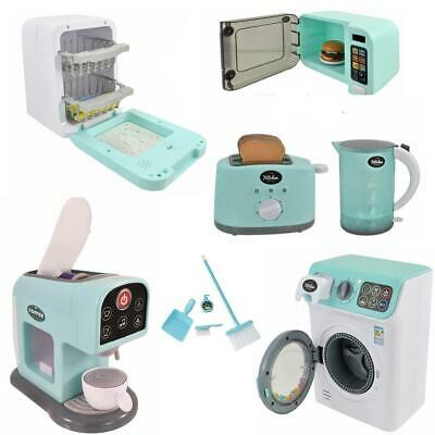 New My First Kitchen Appliances Kids Play Home Role Play Pretend Toy Accessories • 12.95£