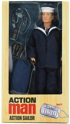 Action Man Deluxe Action Sailor • 14.99£
