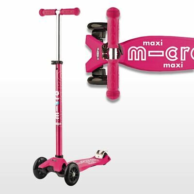 Micro-Scooters Maxi Deluxe Pink..///MULTI-BUY OFFER/// • 99.99£