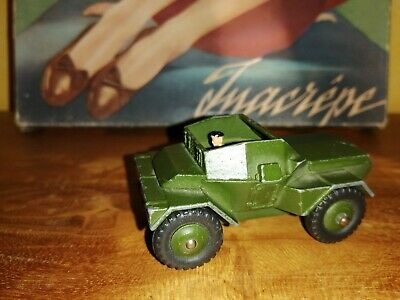 Original  Dinky Toys  England Scout Car Military Militaire 1/43 • 10.89£