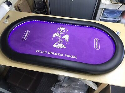 Poker Table. Table Top, 6 Seater, Handmade, Unique. 150cm (59 ) X 80cm (31.5 ). • 290£