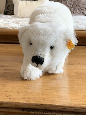 STEIFF POLAR BEAR, CLASSIC 'Friends For Life'  • 34.99£