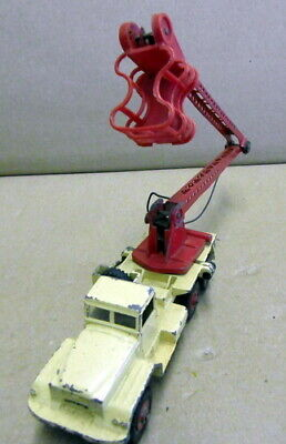 Dinky Supertoys No.977 Commercial Servicing Platform Vehicle - Meccano: Project? • 12.50£
