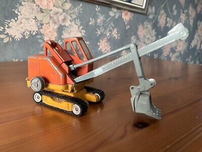 Corgi Major Toys Bedford Tractor Machinery Carrier And Priestman Digger • 18£