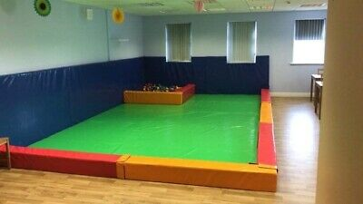 Indoor Commercial Soft Play Area • 1,500£