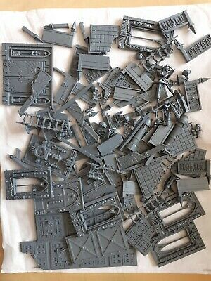 Warhammer 40k Imperial Sector Terrain Misc Spares • 22£
