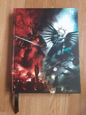 Warhammer 40k 9th Edition Indomitus Hardback Core Rule Book  • 16£