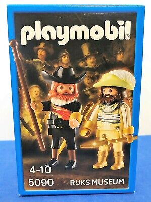 BRAND NEW Playmobil 5090 Rembrandt's The Night Watch LIMITED EDITION    • 9.99£