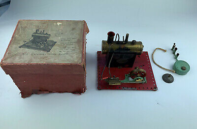 Mamod  SE2 Steam Engine Circa 1952-54 • 75£