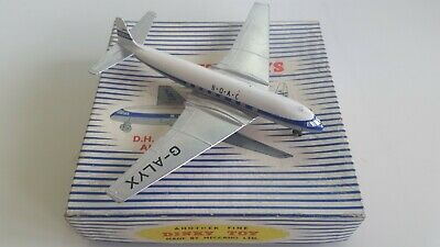 Dinky Toys 999 D.H Comet Airliner By Meccano (Aerobus) • 39.99£
