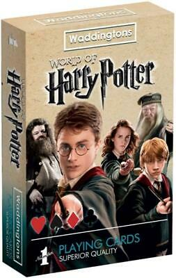 Waddingtons Harry Potter Playing Card • 3.95£