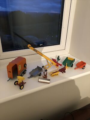 Britains Farm Job Lot • 20£