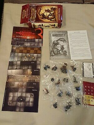 Dungeons & Dragons Miniatures Entry Pack • 8.50£