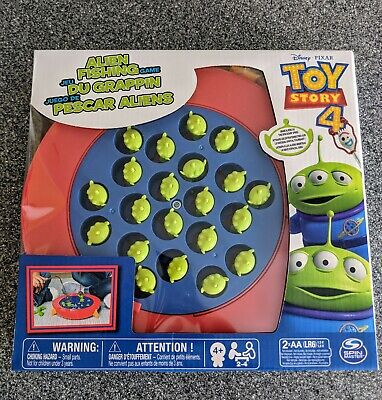 Toy Story Alien Fishing Game New And Sealed • 0.99£