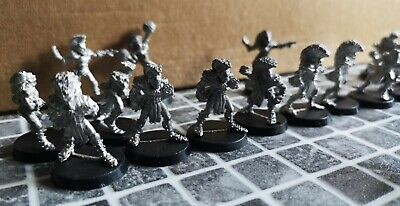Blood Bowl 2nd Edition (1988) Wood Elf Team. Most NEW • 36£