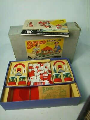 Bayko No3 Building Set, Boxed , Nice Condition  • 45£