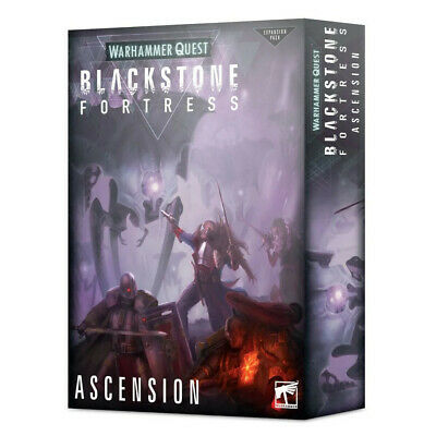 Games Workshop Warhammer Quest, Blackstone Fortress: Ascension Expansion NEW!! • 55£