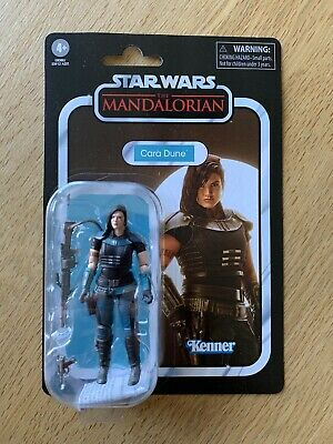 Hasbro Star Wars The Vintage Collection Cara Dune Mandalorian Action Figure • 15.10£