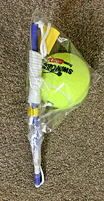 Mookie Replacement Swingball Ball And Tether NEW • 4.99£