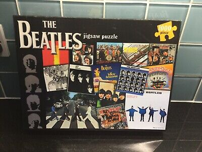 The Beatles 1000 Piece Jigsaw Puzzle Complete - Collectable Present Gift  • 9.95£