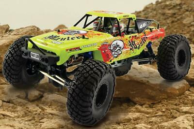 FTX Mauler 4X4 Rock Crawler Brushed 1:10 Ready-To-Run YELLOW - FTX5575Y • 171.48£