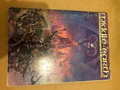 MIDDLE-EARTH The Role Playing Game GAMES WORKSHOP • 15£