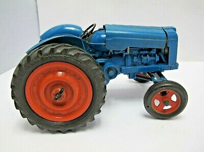 Vintage Chad Valley Fordson Major Tractor (Thought To Be 1/16 Scale) - (2418) • 189.99£