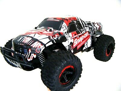 Snap On Tools Limited Edition Remote Control Car With Remote Collectable Nice • 55£