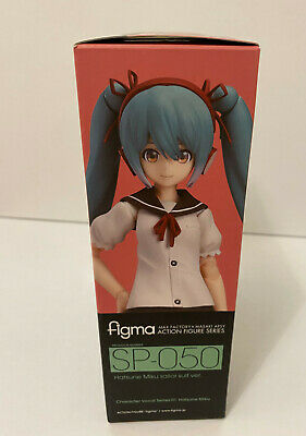 Figma SP-050 MAX FACTORY ACTION FIGURE Hatsune Miku: Sailor Uniform ORIGINAL • 51.90£