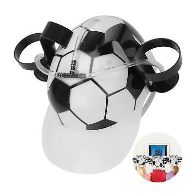 Novelty Drinking Helmet Beer Hat Drink Drinking Holder  Soda Party Stag Do Game • 5.99£