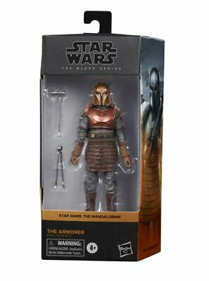 Star Wars The Mandalorian Black Series Armorer Standard Release • 24.99£