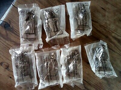 X7 STAR WARS SECRET SCROLL STATUETTES SEALED KELLOGGS CEREAL TOYS NEW RARE  • 7.99£