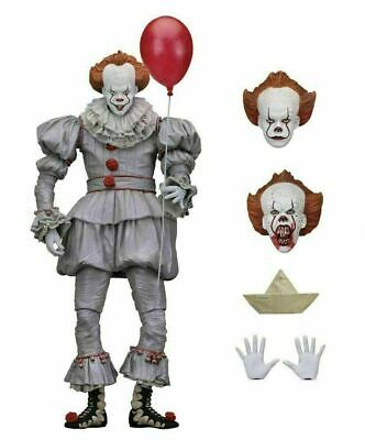 Neca IT 2017 Pennywise Ultimate Action Figure (NEW BOXED) • 23.99£