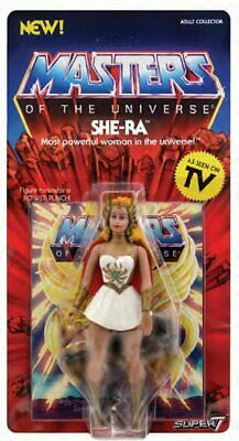 Masters Of The Universe Vintage Action Figure Wave 1 She-Ra 14 Cm SUPER7 • 30£