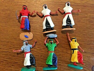 Timpo Arab Fighters  6 Figures • 9.99£