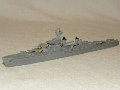 Navire De Guerre Klabautermann Delphin ? Georges Leygues Scale Model Ship 1/1250 • 18.15£