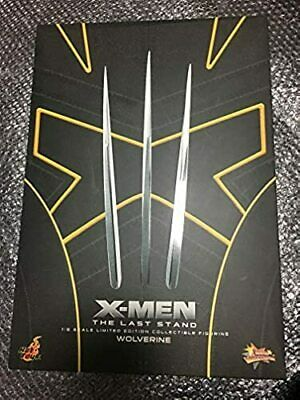 Hot Toys Movie Masterpiece 1/6 Scale Figure X-Men 3 The Last Stand WOLVERINE • 181.56£