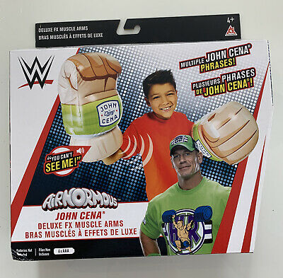 Airnormous WWE FX Deluxe Muscle Arms - John Cena • 15£