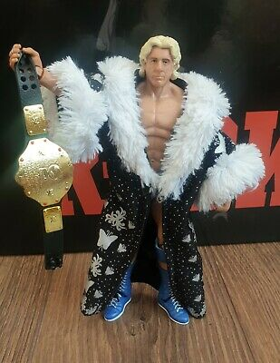 Wwe Defining Moments Rick Flair With Belt • 11.10£