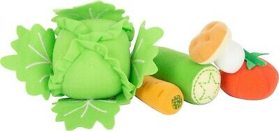 Small Foot Role Play Children's Fabric Fruit Set With Box Pretend Play 11687 • 21.99£