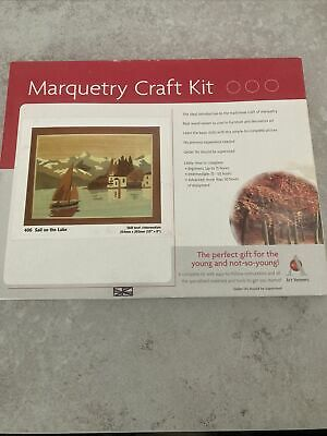 Marquetry Craft Kit • 6£