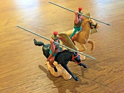 2x Timpo  Mounted Roman Cavalry Soldiers • 16£